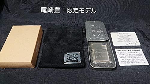 ZippoLighter 尾崎豊 サイン入りZIPPO モデル