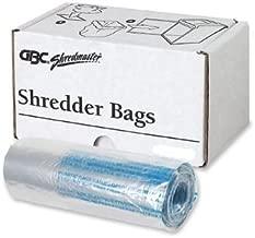 Shredder Bags for GBC Shredders