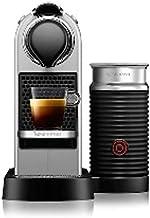 ماكينة تحضير القهوة من نيسبريسو ، فضي ، C112SI