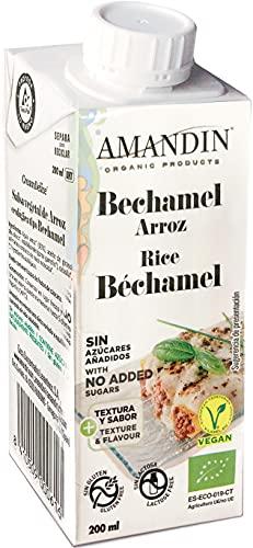 Amandin Bechamel Ecológica Arroz 1 x 200 ml