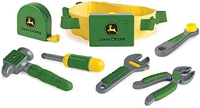 TOMY John Deere Deluxe Talking Toolbelt Preschool Toy