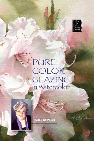 Pure Color Glazing in Watercolor with Arleta Pech
