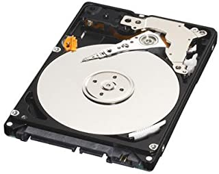 WD Black 250 GB Mobile Hard Drive: 2.5 Inch, 7200 RPM, SATA II, 16 MB Cache (WD2500BEKT) (Old Model)