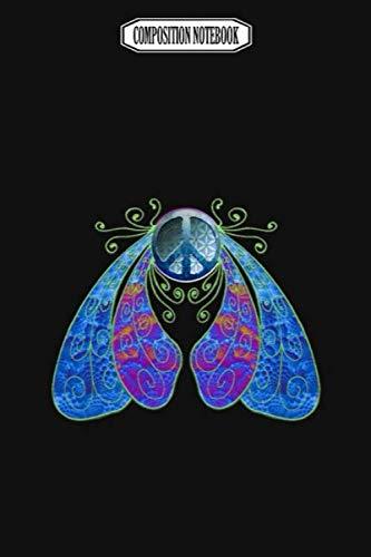 [画像:Composition Notebook: Peace Dragonfly Wings Audioquest Blue Corkcicle Dragonflies Barrette Dragonfly Notebook Journal Notebook Blank Lined Ruled 6x9 100 Pages]