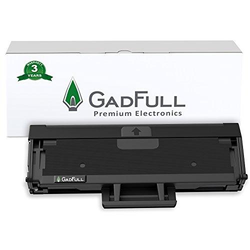 GadFull Toner kompatible mit Samsung Xpress SL-M2020 | M2020W | M2022 | M2022W | M2070 | M2070W | M2070F | M2070FW | M2026W | Entspricht dem Original MLT-D111S / ELS | 1800 Seiten