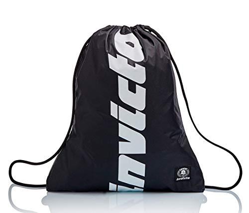 Backpack Invicta Easy Pack Plain Logo Black