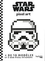 Star Wars - Pixel art de Jérémy Mariez