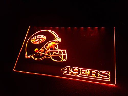 San Francisco 49ers Leuchtschild LED Neu Schild NFL USA Neon / neonschild