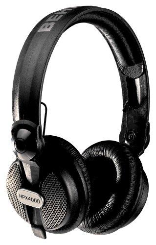 Behringer HPX4000 DJ-koptelefoon (110 mWatt, 113,5 dB)