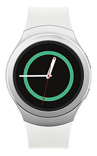 Samsung Gear S2 Smartwatch - Silver (Renewed)