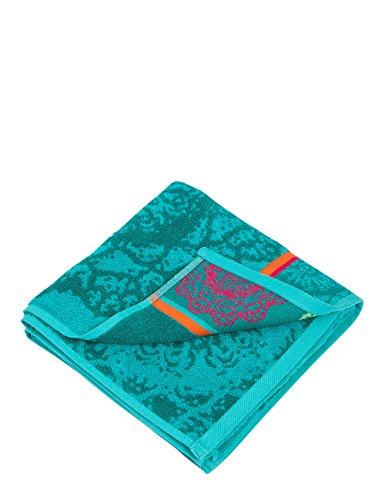 Desigual-Living Mano, Multicolor, Toalla de Invitados: 30 x 50 cm