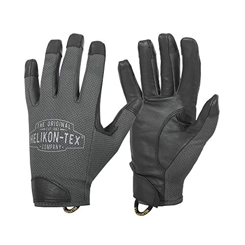 Helikon-Tex Range Line, Rangeman Gloves, Shadow Grey/Black, Large/Regular