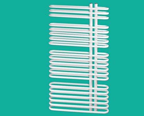 RADIATEUR SALLE DE BAINS sèche- serviettes NEPTUNE blanc N-8/50 500 x 480