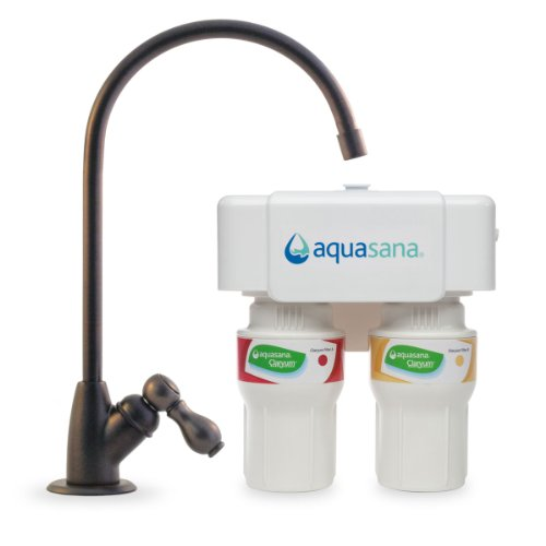 Aquasana Two-Stage Under Sink Water Filter System