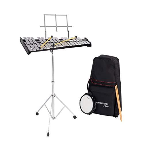 Percussion Plus - Glockenspiel, set completo
