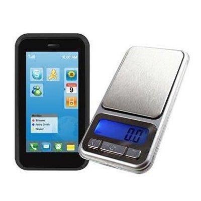 Digitalwaage XP-500 Feinwaage die in 0,1 g Schritten präzise bis 500g wiegt, Gramm, Grain,Carat, Taschenwaage, Münzwaage, Präzisionswaage, Waage digital