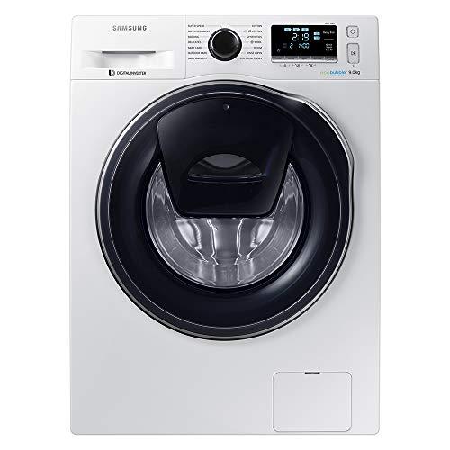 SamsungWW90K6414QW Freestanding Smart Washing Machine with...