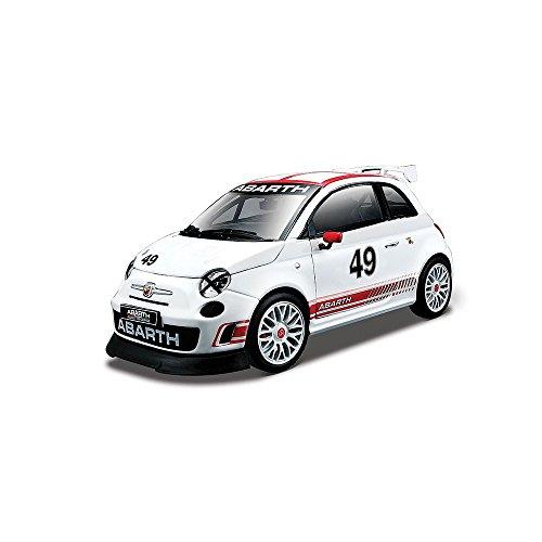 Bburago - 28101w - Véhicule Miniature - Modèle À L'échelle - Fiat D500 Abarth Asseto Corse - Echelle 1/24