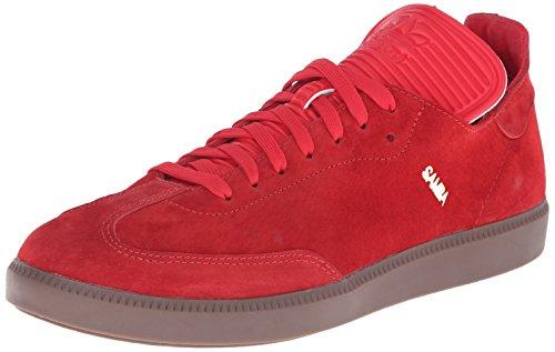 Zapato Adidas Performance Samba Mc Lthr, Negro / negro / oro metálico, 7 M US