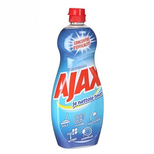 Ajax Gel Nettoyant Intense 750 ml