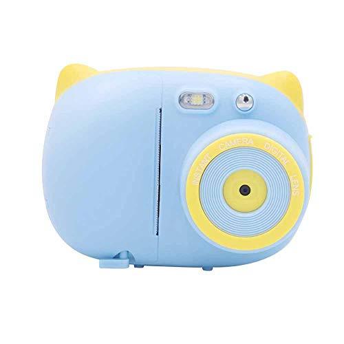 Stampa Istantanea Fotocamera per Bambini Fotocamera per Bambini Sincronizzazione WiFi Giocattoli del Telefono Cellulare con 3 Rotoli
