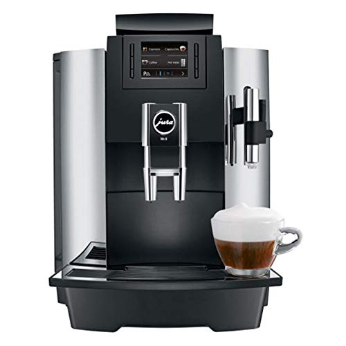 Jura WE8 Kaffeemaschine, 1450 W, Chrom/Schwarz