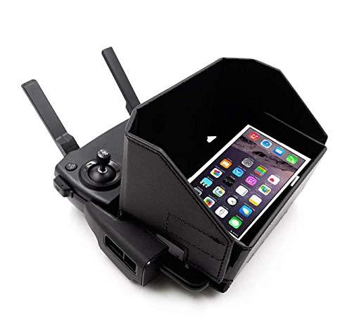 Honbobo Monitor Blendschutz Sonnenschirm für DJI Mavic Mini/DJI Smart Controller, für DJI Mavic AIR/Pro 2 / Pro/Spark/Phantom Fernbedienung
