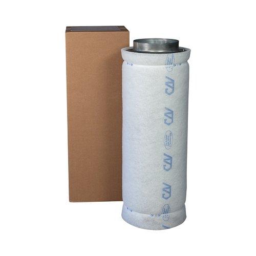 Filtre Anti-Odeur à Charbon métal CAN-Lite 2500 CAN Filters 2500 m³/h (250mm)