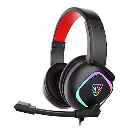 HEADSET MOTOSPEED G750 PRETO 7.1 RGB USB