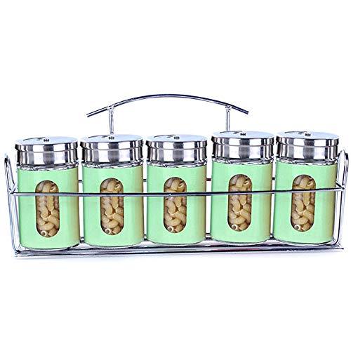 DAIFUQIANG Roestvrij staal Condiment Set kruiden flessen Set zout peper Shakers Kruid Cruet Sets Voor Drop Ship
