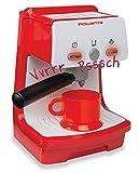Smoby Rowenta Espresso 310546 - Macchina da caffè per Bambini, Giocattolo di Imitazione, Funzione...