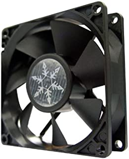 Silverstone 80 mm Case Fan FN81 (Black)