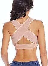 Chest Brace Up for Women Posture Corrector Shapewear Tops Bra Support Vest Back X Strap Shaper