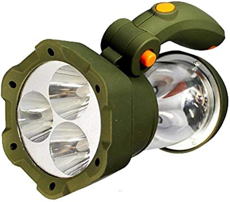 Hand SchüTteln Selbst Generiert Zeltlicht Aufladung Taschenlampe Blendung Pferdelicht Lagerlicht