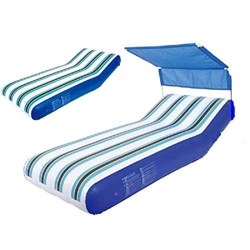 WeiCYN Summer Inflatable Air Matras Water Matras Zwembad Matras Zwemmen Bed Water Floating Bed Floating Chair Opblaasbare Island