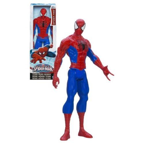 Spider-Man - Hero Figure Ultimate Spider-Man, 30 cm