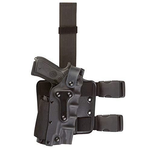 Safariland 3084 Military Tactical Holster, Black, Beretta 92 Ambidextrous