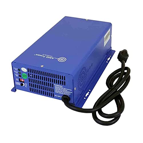 AIMS Power CON120AC1224DC AC Converter & Battery 12V or 24V Smart Charger 75 amps Listed to UL 458 & CSA