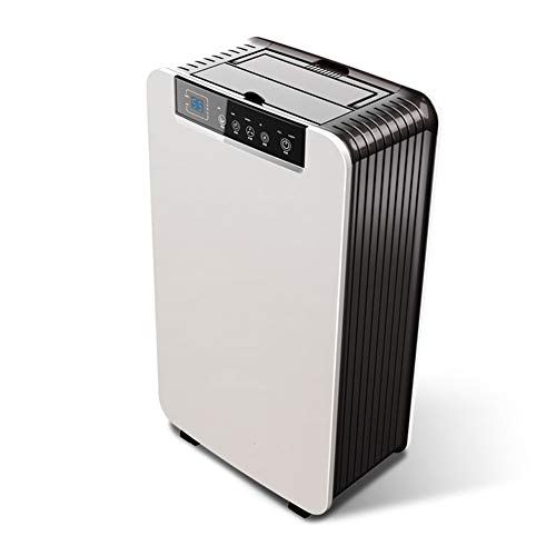New ZXGHS Portable Quiet Dehumidifier, Smart Display / 30-45Db Mute, Suitable for Medium to Large Ro...