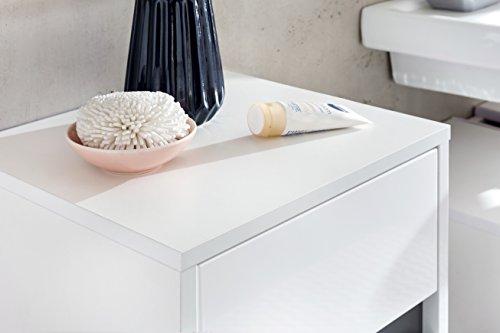 Trendteam Muebles, Madera, Blanco, 35 x 73 x 31 cm