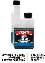 STA-BIL 360 (22239) Marine Ethanol Treatment and Stabilizer, 8 oz.