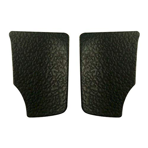 uirend Parts Replacement Camera Accessories Rubber Body Thumb Rear Cover Pad 2pcs for Nikon D7000