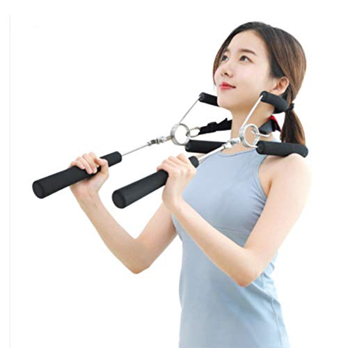 Great Features Of CHIROCARE Neck Stretching Exercise & Muscle Recovery Equipment for Muscle Reconstr...