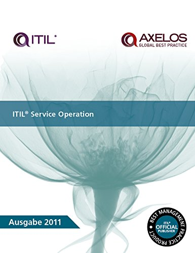 ITIL service operation: [German translation]