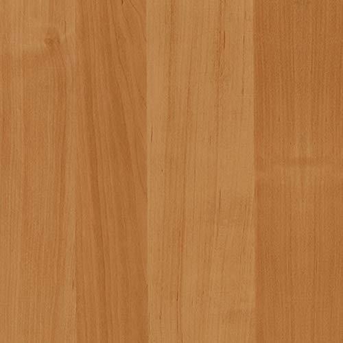 7,1€/m² Möbelfolie d-c-fix Holzfolie Erle hell 90cm Breite Laufmeterware selbstklebende Klebefolie Folie Holz Dekor