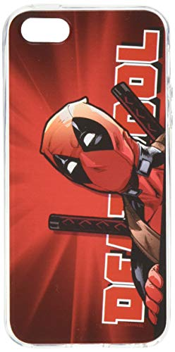 Ert Group MPCDPOOL901 Custodia per Cellulare Marvel Deadpool 002 iPhone 5/5S/SE