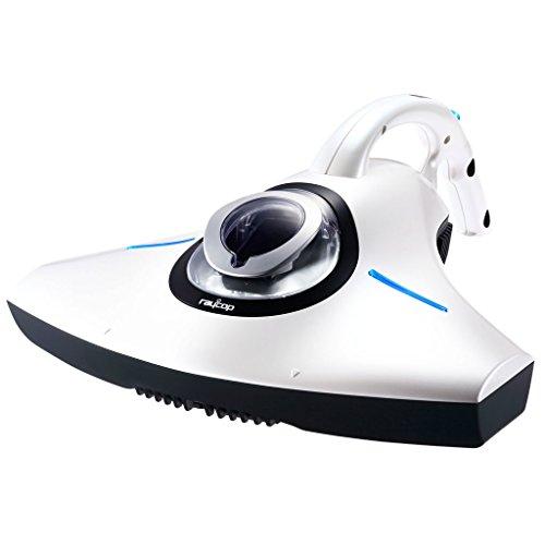 Raycop RS-300 WH Aspiradoras y más limpio futón y claro colchones y ropa de cama sin ácaros [vacuum cleaner], 350 W, 0.2 litros, Blanco perla