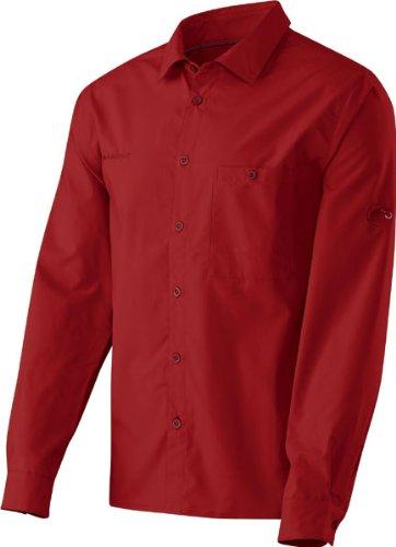 Mammut Finn Shirt Long inferno M
