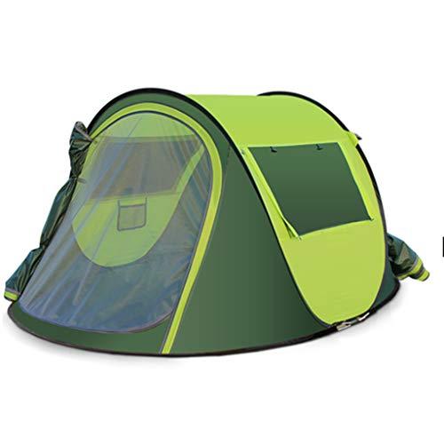 Yunyisujiao Tenten tenten voor camping coleman tent outdoor camping tent wild dikke waterdichte regen luifel automatisch