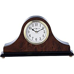 Howard Miller Baxter Table Clock 645-578 – Modern with Quartz Movement